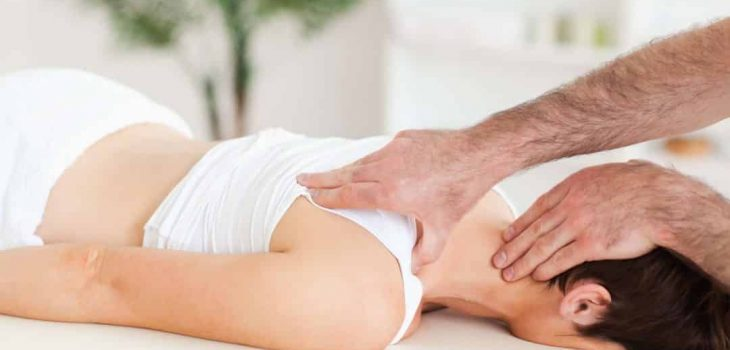 Spinal Manipulation by Chiropractor